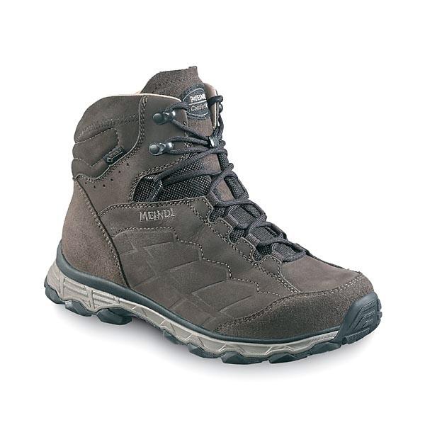 Meindl Stiefel Lech Lady GTX® - Der Lech Lady GTX® Stiefel von Meindl bietet hohen Tragekomfort durch den breiten Comfort fit®-Leisten für mehr Platz im Ballen – und Zehenbereich bei einer dennoch gut sitzenden Ferse.