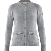 Fjällräven Cardigan Greenland Re-Wool Grey