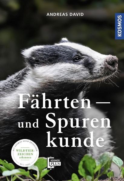Kosmos Fährten- und Spurenkunde, Andreas David