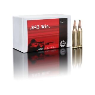 .243Win Target 6,8g - 105gr. 50er Pck.