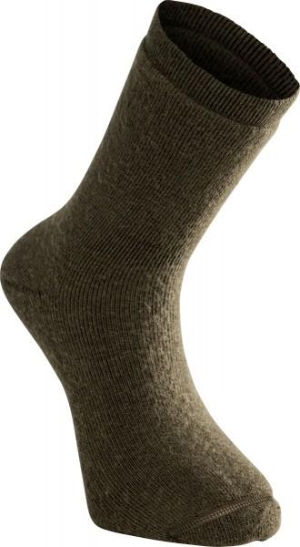Woolpower Socke Classic - 400 g Pine Green - Die Socke Classic – 400 g von Woolpower® ist eine gute Wahl für Revierarbeiten oder die Jagd während der kalten Jahreszeiten.