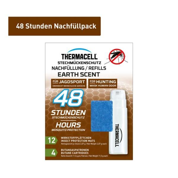 Thermacell Stechmückenschutz 48 Stunden Nachfüllpackung