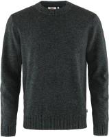 Fjäll Räven Pullover Övik Dark Grey