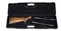 ABS Compact Case II Für eine Waffe - zwei Zielfernrohre