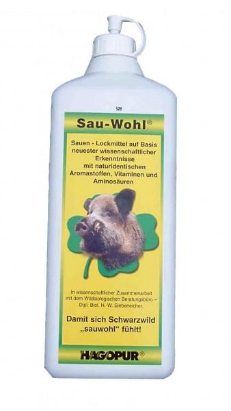 Hagupur Schwarzwildlockmittel 1l