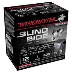 12/89 Blind Side Steel 3,75mm - 46g