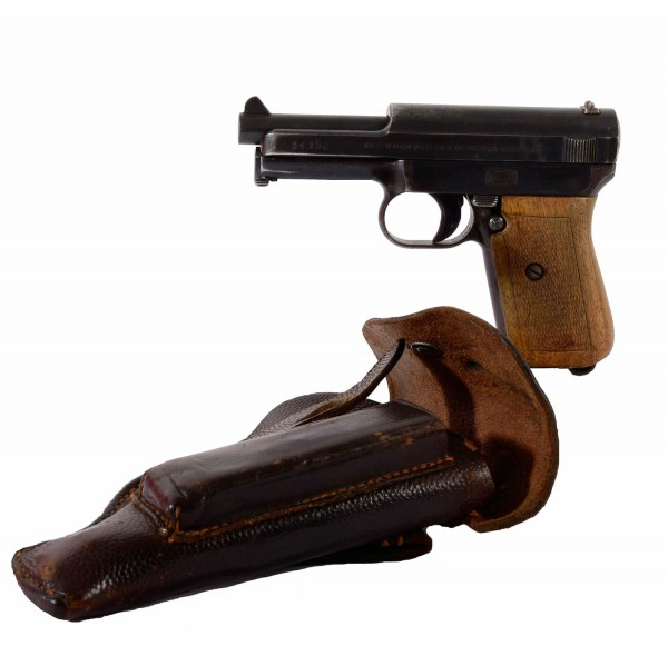 Pistole MAUSER 1914 Kal. 765Browning