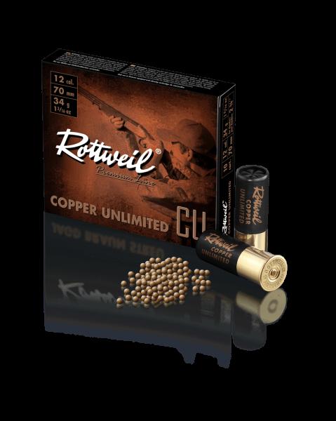 12/70 Copper Unlimited 3,0mm - 34g Für Flinten mit Stahlschrot
