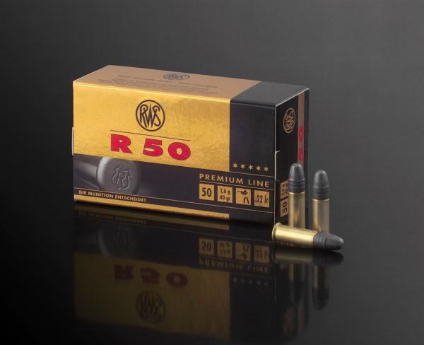 .22lr R50 2,6g - 40gr.