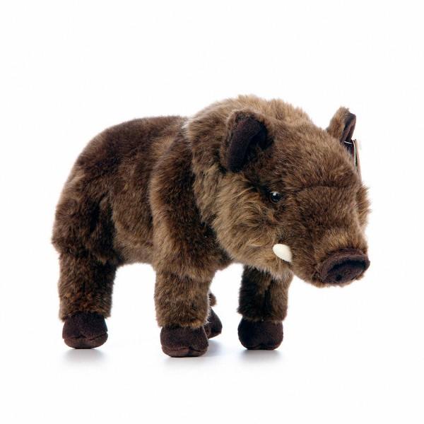 Wildschwein 30cm Braun