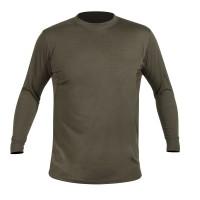 Hart T-Shirt-Crew-L Dark Olive