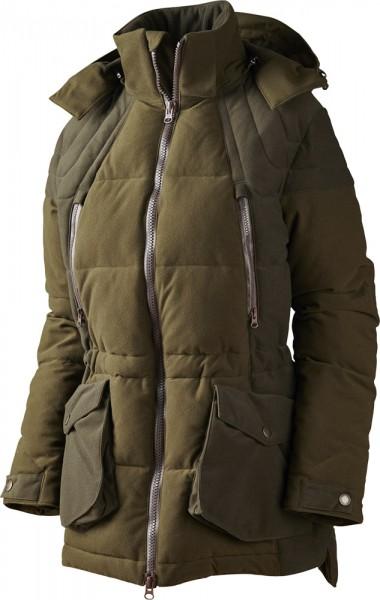 Seeland Jacke Polar Lady. Extrem warme und geräuscharme Ansitzkombination mit wind- und wasserdichter SEETEX®-Membran.