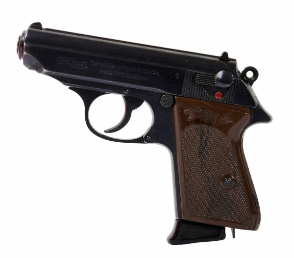 Pistole WALTHER PPK Kal. 7,65Browning