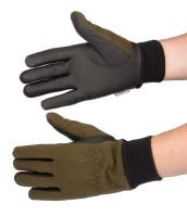 Handschuhe Gant Softshell Moosgrün