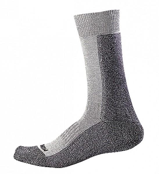 Meindl Socke Trekking grau