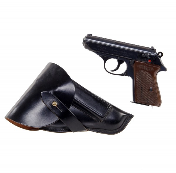 Pistole Walther PKK Kal. 7,65mmBrowning