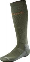 Härkila Kniestrümpfe Pro Hunter - Die Pro Hunter Socken von Härkila sind optimal für Jagd – und Trekkingerlebnisse an kalten Tagen geeignet.