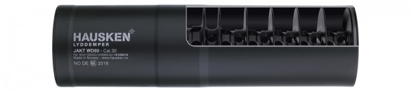 WD60 MK II L224mm - 35 bis 40dB
