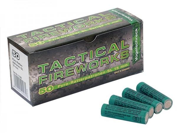 Tactical Fireworks 50tlg.