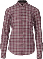Seeland Bluse Highseat Hunter red