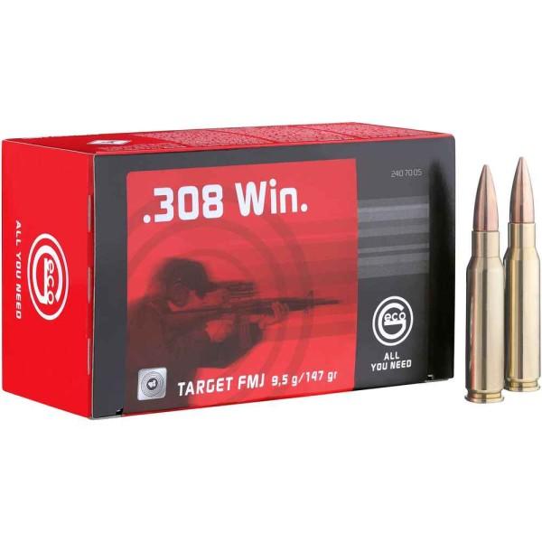 .308Win Target 9,5g - 146gr. 50er Pck.