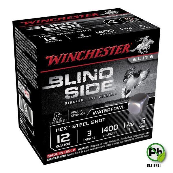 12/70 Blind Side Steel 3,5mm - 35g