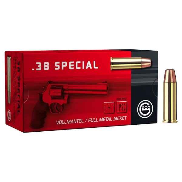 .38Special Vollmantel-Fl. 10,2g - 158gr.