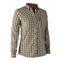 Deerhunter Bluse Heather Red Check