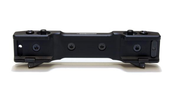 Schnellspannmontage / Weaver/Picatinny / einteilig / für Zeiss ZM-VM / Bauhöhe 7mm