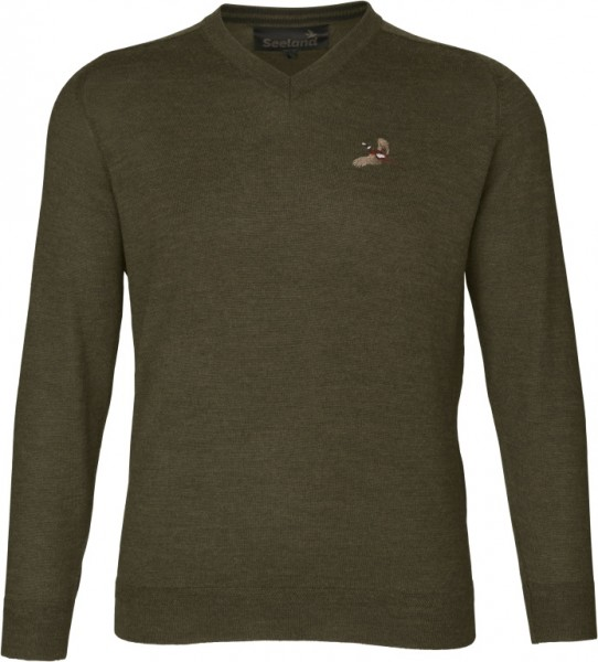 Seeland Pullover Noble Pine green