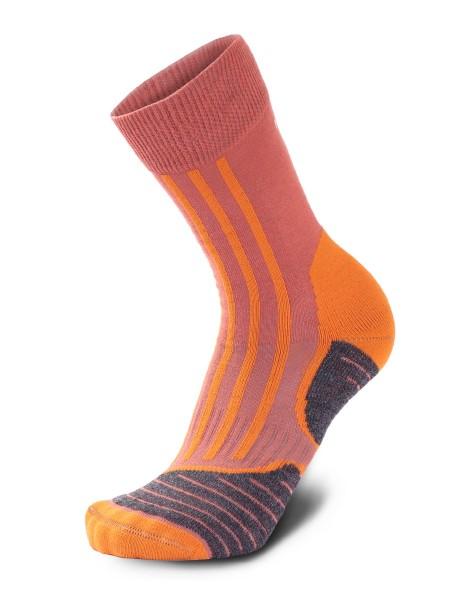 Meindl Trekking Socke MT2 Lady, Orange
