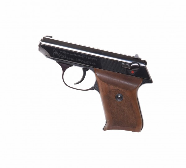 Pistole WALTHER TPH Kal. 6,35Browning