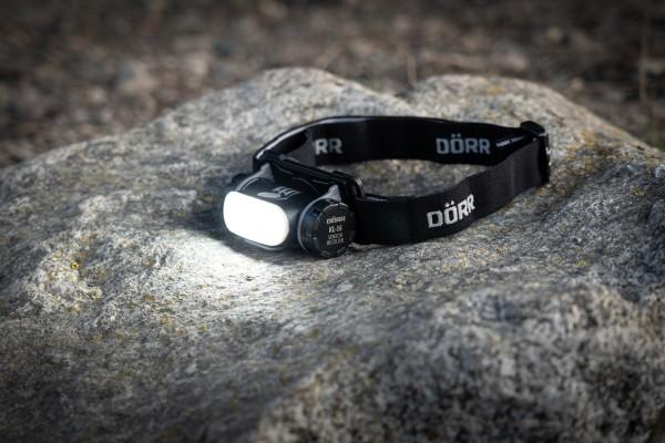 Dörr Kopflampe LED Sensor Bi-Color KL-16, mit Sensorfunktio und zwei Lichtfarben