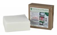 Papierzwischenlage für Burger 14x14cm 1000 Stk. für ca. 500 Burger
