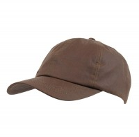 Barbour Wax Sports Cap, Oliv