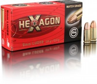 9mmLuger Hexagon SX 8,0g - 124gr.
