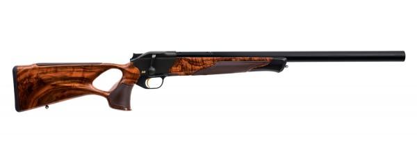 Blaser R8 Success Silence Leather - Modellbeispiel mit Schaft in Holzklasse 4