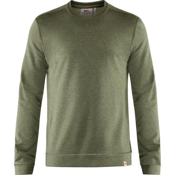 Fjäll Räven Sweater High Coast Lite Green