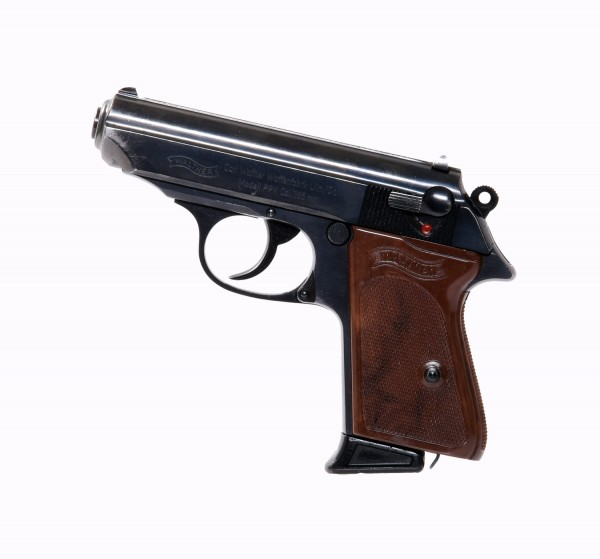 Pistole WEALTHER PKK Kal. 7,65Browning