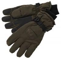 Pinewood Handschuhe. Funktioneller warmer Jagdhandschuh mit wasserdichter Membran..