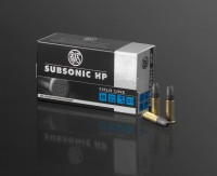 .22lr Subsonic HP 2,6g - 40gr.