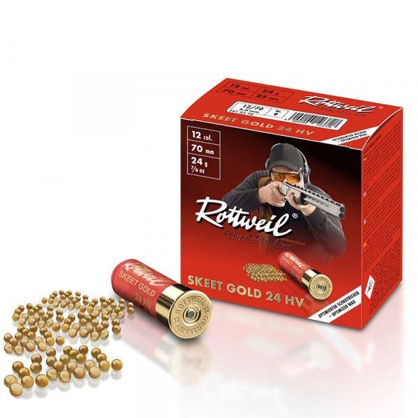 12/70 Skeet Gold 24 HV 2,0mm - 24g