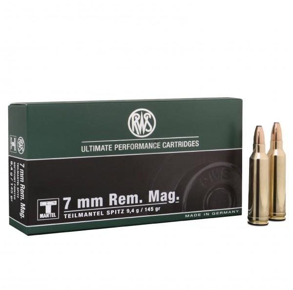 7mmRemMag TMS 9,4g - 145gr.