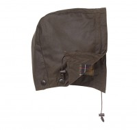 Barbour Kapuze Classic Sylkoil, Olive