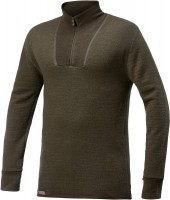 Woolpower Turtleneck - 200gr Pine Green