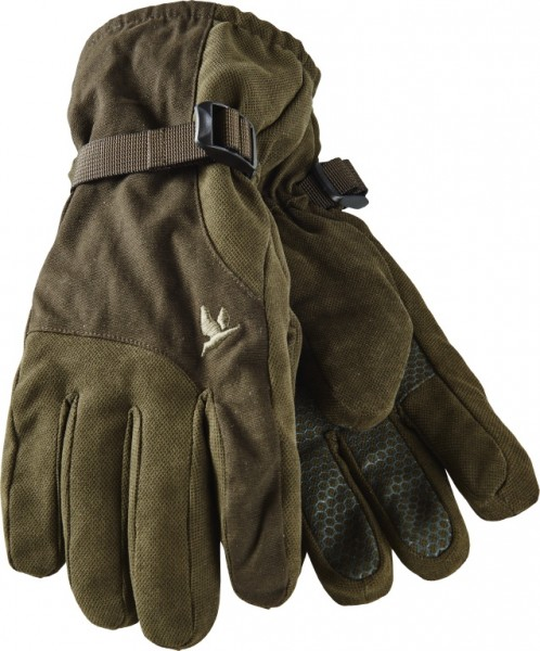 Seeland Handschuhe Helt Grizzly Brown