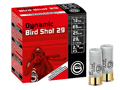 12/65 Dynamic Bird Shot 2,9mm - 31g