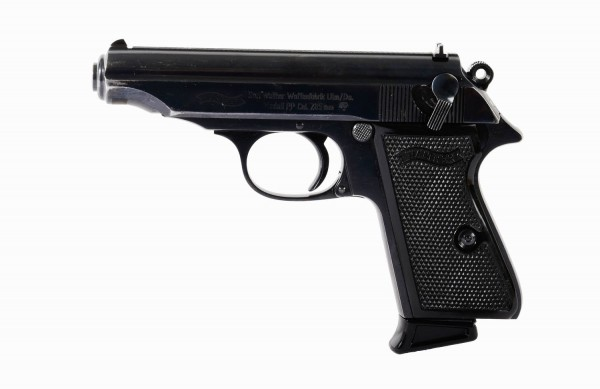 Pistole WALTHER PP 7,65Browning