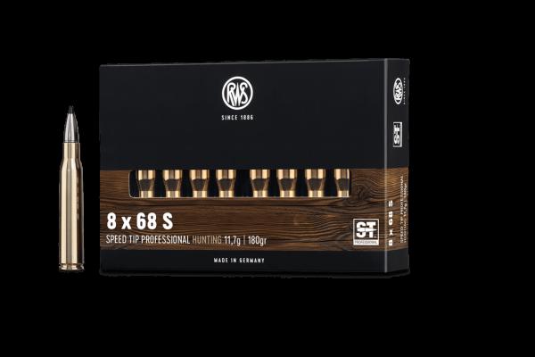 8x68S Speed Tip Pro 11,7g - 180gr.