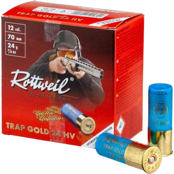 12/70 Trap Gold 24 HV 2,4mm - 24g